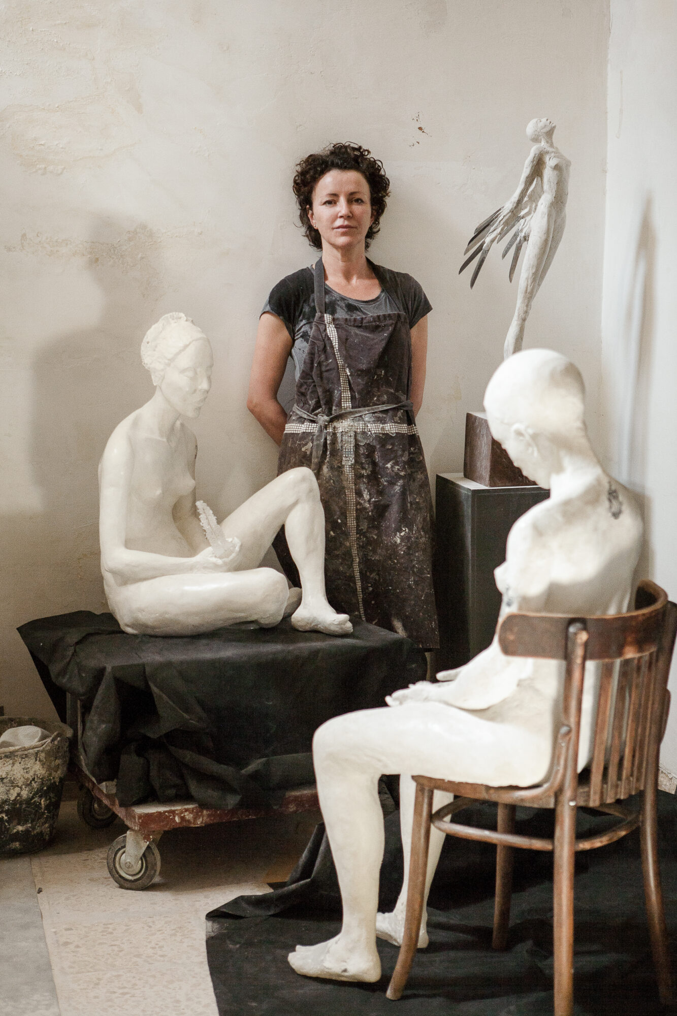 Studio shot by Nadette Clare Talbot